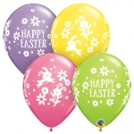 QU.11.Easter Bunnies & Daisies - 25pcs - 57185