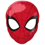Spiderman Animated Mask - 45cm - 34669