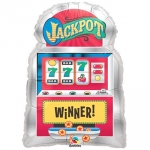 Slot Machine Jackpot - 74cm - 91483