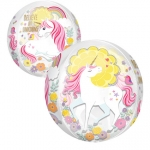 Orbz.Believe in Unicorns - 45cm - 37276