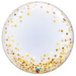Decobubble.Gold Confetti Dots -  60cm - 89727