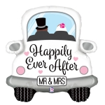 Happily Ever After Car - 79cm - GRA35588