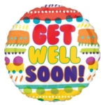 MICRO.Get Well Fun Patterns - 10cm - 33726-04