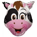 MINI.Cow Head - 34cm - 35006-14