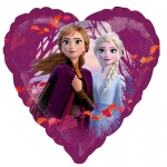 Disney.Frozen Heart 2 - 45cm - 40449