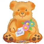 MINI.Get Well Bear - 35cm - 17839-14