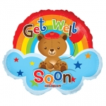 MINI.Get Well Soon Rainbow - 35cm - 19753-14