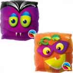 MINI.Halloween Fun Faces 2 - 23cm - 51002