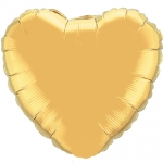 MINI.heart.gold - 23cm - QU36334