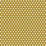 Gift Wrap Roll.Gold Dots 76cm x 152cm - UN43323