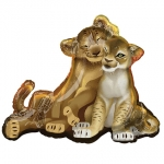 The Lion King - 78cm - QU-39876