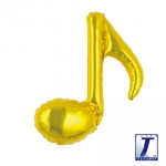 Single music note.gold - 23cm - TK-0201910507