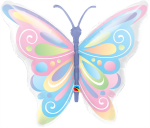 Beautiful Butterfly - 102cm - QU-13598