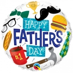Happy Fathers Day - 45cm - QU-98465