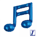 Double music note.blue - 23cm - TK-0201910804
