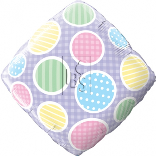 Accent Patterns Gingham - 45cm