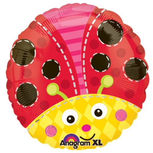 Cute Lady Bug - 45cm
