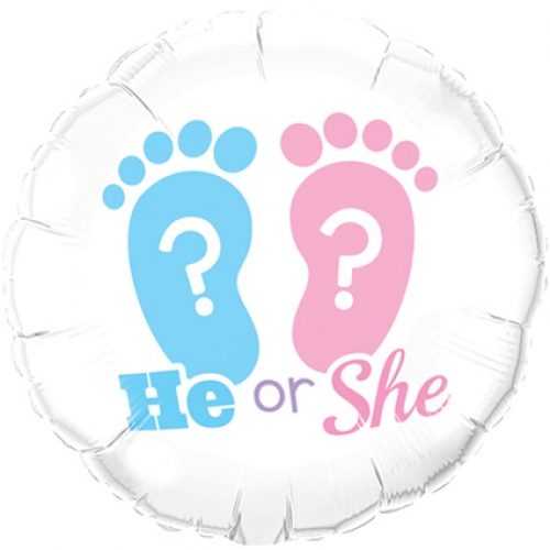 He or She - 45cm