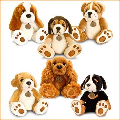 Dog.Forever Puppies.6 Pcs - 35cm