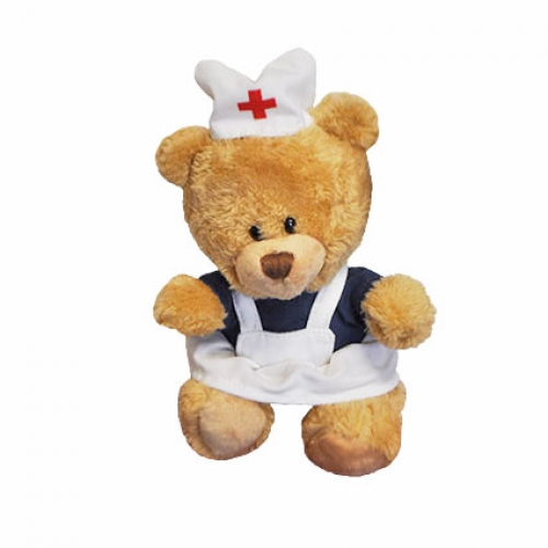 Bear.Pipp the Nurse Bear - 14cm