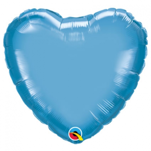 Chrome Heart Blue - 45cm