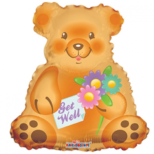 MINI.Get Well Bear - 35cm
