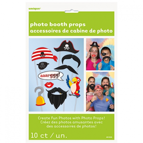 Photo Booth Props.Pirate